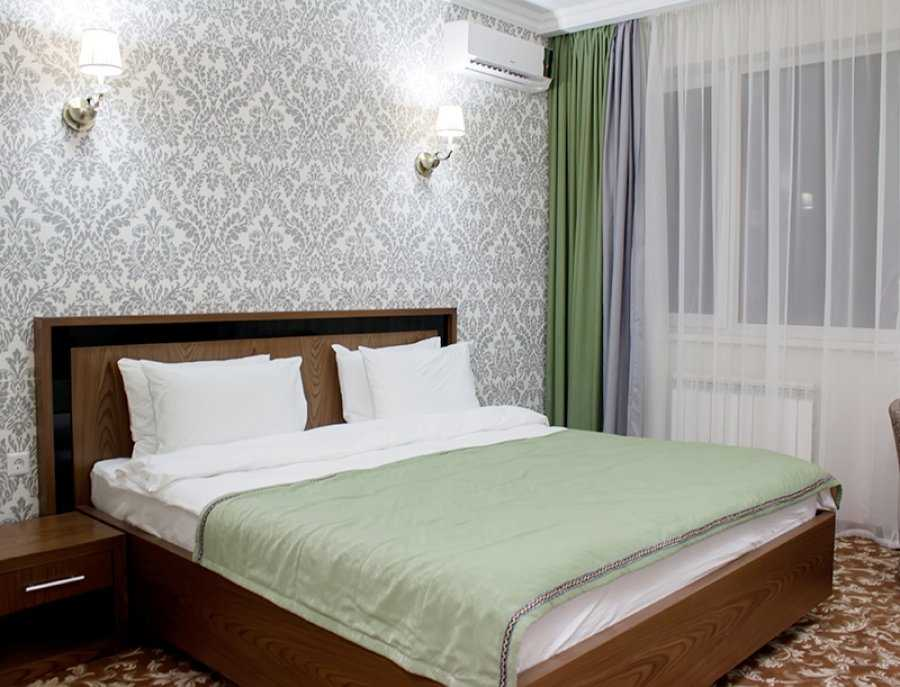 гостиница Business Hotel Almaty фото 1