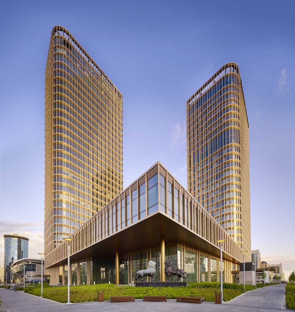 The Ritz-Carlton Astana фото 1