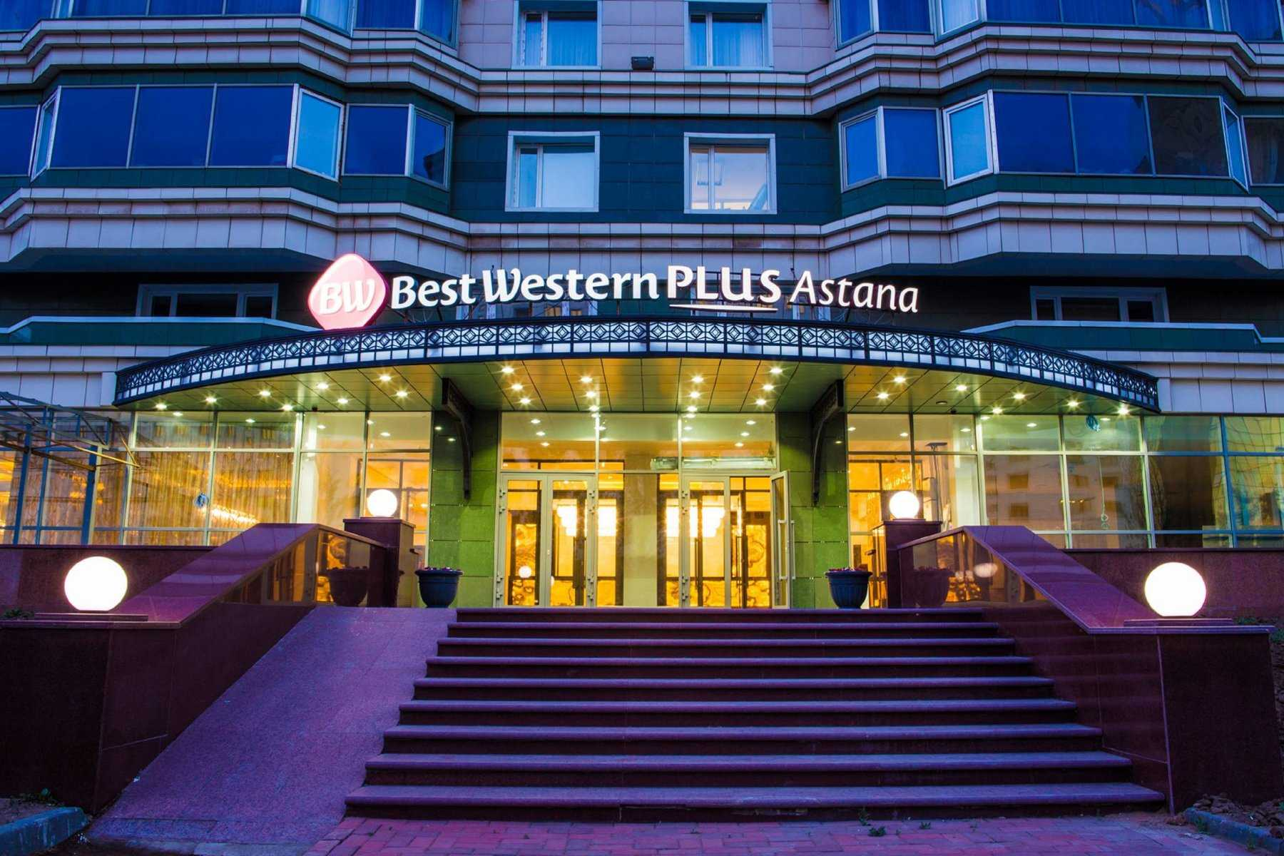 Best Western Plus Astana фото 1