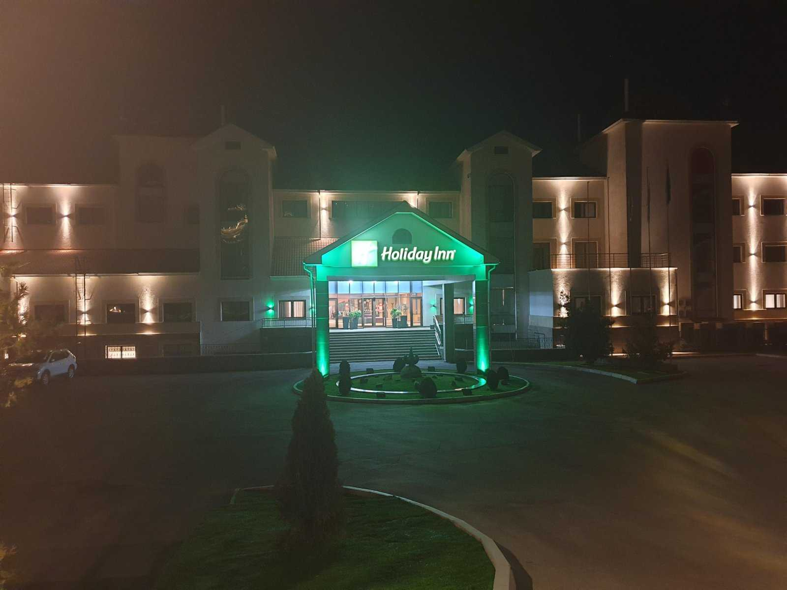 гостиница Holiday Inn Aktau - Seaside фото 1